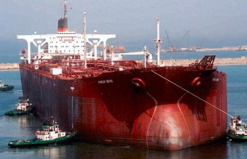 Los 2 barcos mas grande navegando en la actualidad