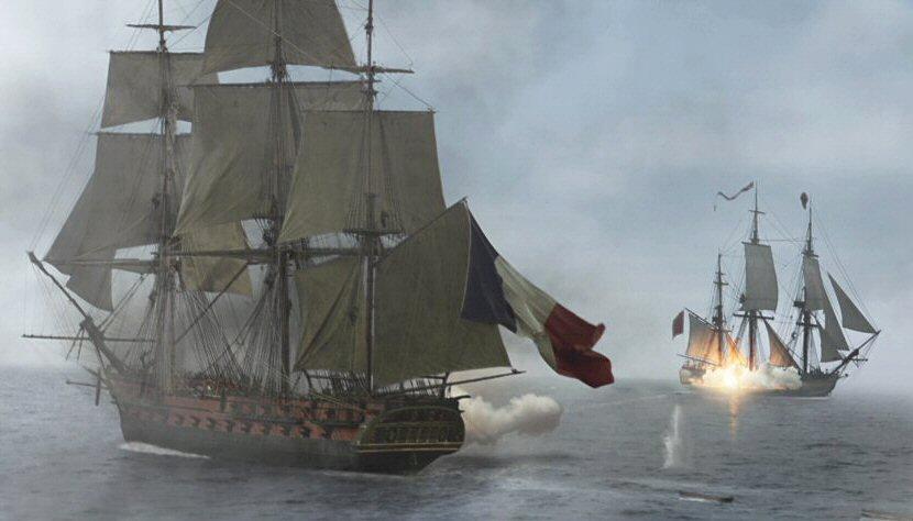 Master & Commander Battle-ship